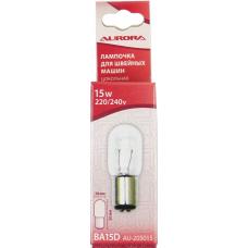 Лампочка цокольная Aurora 15W 220V