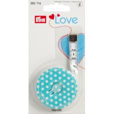 Рулетка портновская 1.5м Prym Love 282716