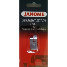 Лапка для прямой строчки  Janome горизонтальный челнок