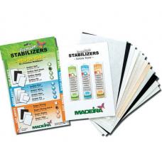 Набор стабилизаторов для вышивки Madeira 12 шт.
