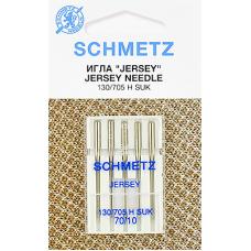 Иглы для джерси Schmetz 130/705H-SUK 5 шт