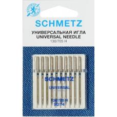 Иглы универсальные Schmetz 130/705H 10 шт