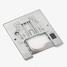 Игольная пластина для Janome 18W, 23U, 5018-24, 7518-24, 90A